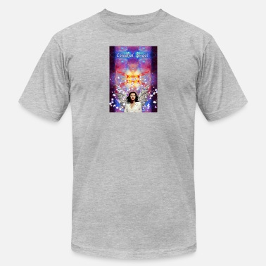 Celestial Bodies Celestial Angel - Men's  Jersey T-Shirt