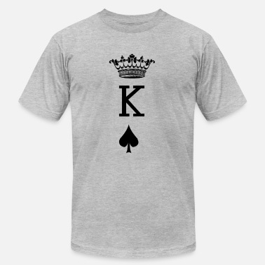Special K Poker King - Men's  Jersey T-Shirt