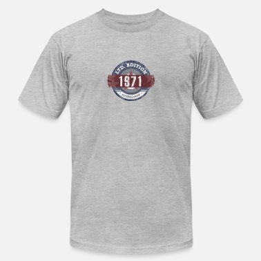 1971 Limited Edition Limited Edition 1971 - Men's Fine Jersey T-Shirt
