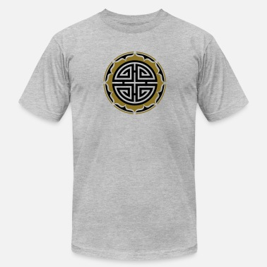 Luck Four blessings, Chinese Good Luck Symbol, Charms - Men's Jersey T-Shirt