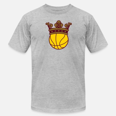 Crown Basketball Basketball Crown - Men's  Jersey T-Shirt