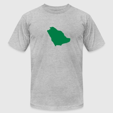 Saudi Arabia - Men's Fine Jersey T-Shirt