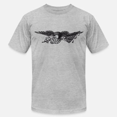 Eagle Pride usa america eagle american pride - Men's  Jersey T-Shirt