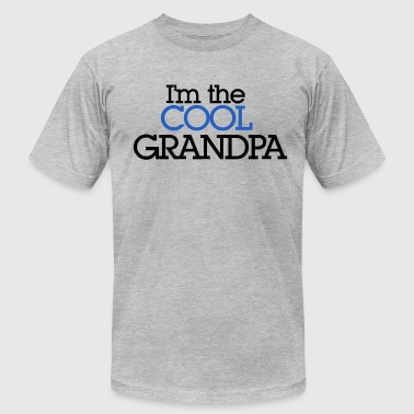 COOL Grandpa - Men's Fine Jersey T-Shirt