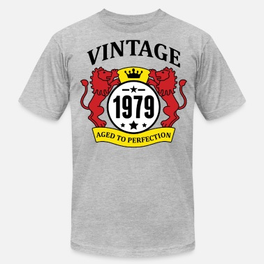 1979 Aged To Perfection Vintage 1979 Aged to Perfection - Men's  Jersey T-Shirt