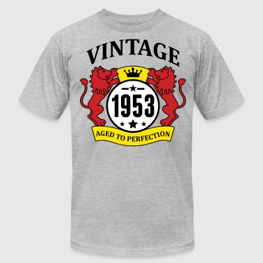 Vintage 1953 Aged to Perfection - Men's Fine Jersey T-Shirt