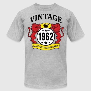 Vintage 1962 Aged to Perfection - Men's Fine Jersey T-Shirt