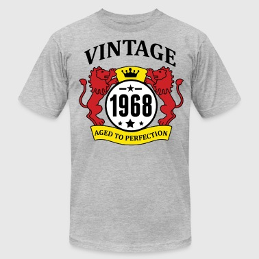 Vintage 1968 Aged to Perfection - Men's Fine Jersey T-Shirt