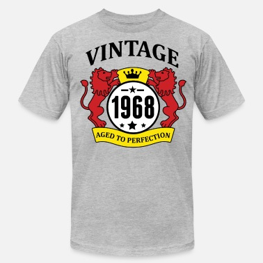 Premium Vintage 1968 Aged To Perfection Vintage 1968 Aged to Perfection - Men's  Jersey T-Shirt