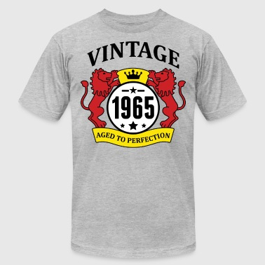 Vintage 1965 Aged to Perfection - Men's Fine Jersey T-Shirt