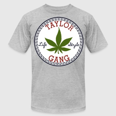 Taylor Gang Lifestyle - stayflyclothing.com - Men's Fine Jersey T-Shirt