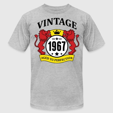 Vintage 1967 Aged to Perfection - Men's Fine Jersey T-Shirt
