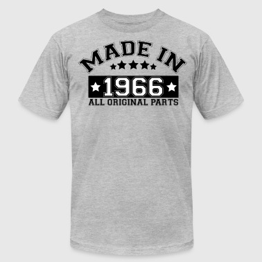 MADE IN 1966 ALL ORIGINAL PARTS - Men's Fine Jersey T-Shirt