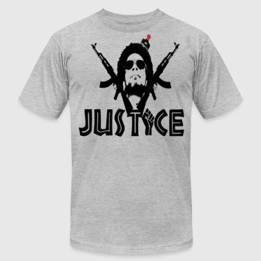 JUSTICE - Men's Fine Jersey T-Shirt