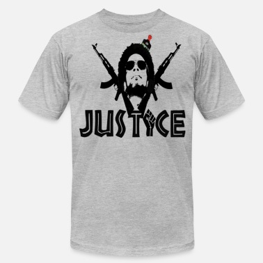 JUSTICE - Men's  Jersey T-Shirt