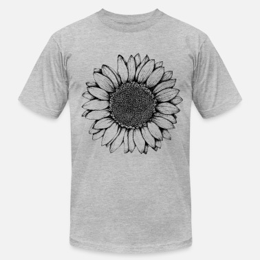 Sunflower Sunflower - Men's  Jersey T-Shirt