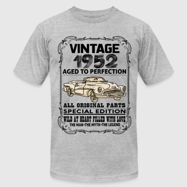VINTAGE 1952-AGED TO PERFECTION - Men's Fine Jersey T-Shirt