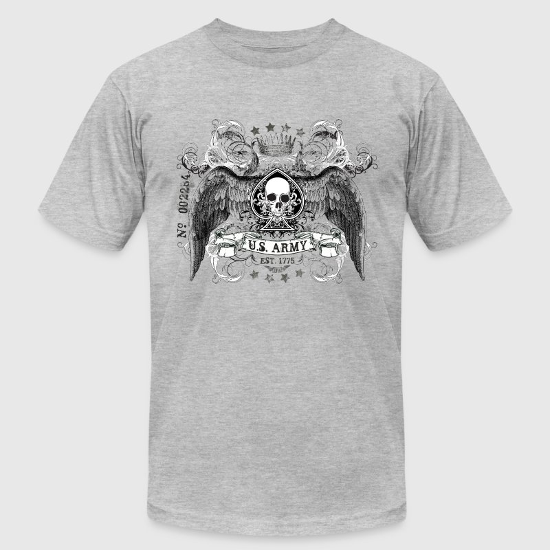 US ARMY - Men's Fine Jersey T-Shirt