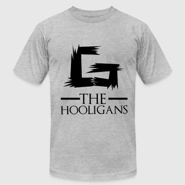 The Hooligans - Men's Fine Jersey T-Shirt