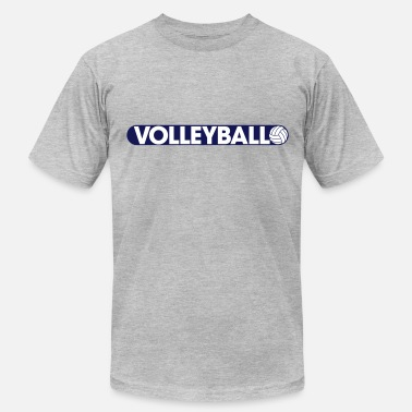 Playing Volleyball Volleyball Play Volleyball - Men's  Jersey T-Shirt