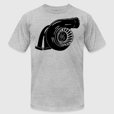 Intercooler Turbo - Men's Fine Jersey T-Shirt