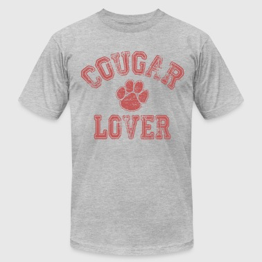 Cougars Cougar Lover - Men's Fine Jersey T-Shirt