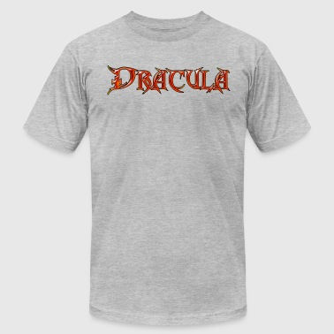 Bram Count Dracula - The Ultimate Vampire - The Undead - Men's Fine Jersey T-Shirt