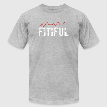 Fitiful Gym Wear - Men's Fine Jersey T-Shirt