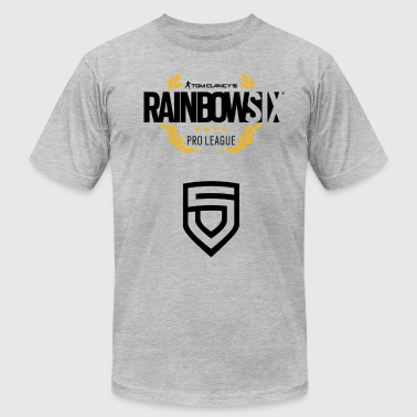 Penta Sports Rainbow Six Siege Pro League - Men's Fine Jersey T-Shirt