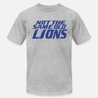 Barry Sanders Not The Same Old Lions - Men's  Jersey T-Shirt