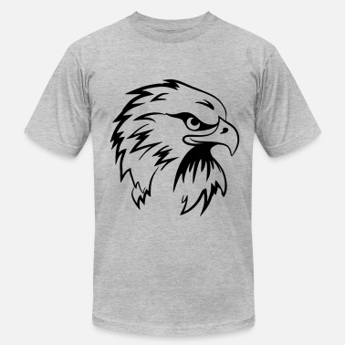 Hawk Falcon Hawk - Men's Fine Jersey T-Shirt