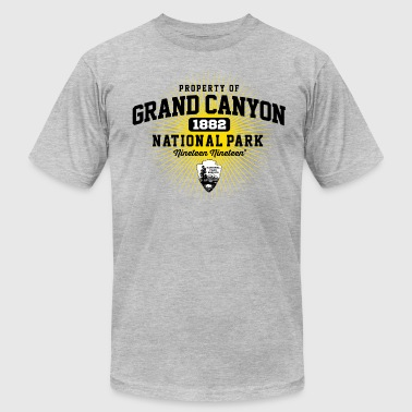 Grand Canyon - Men's Fine Jersey T-Shirt