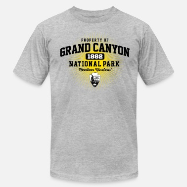 Canyon Grand Canyon - Men's Jersey T-Shirt