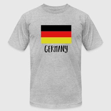 Germany Roots Germany - Men's Fine Jersey T-Shirt