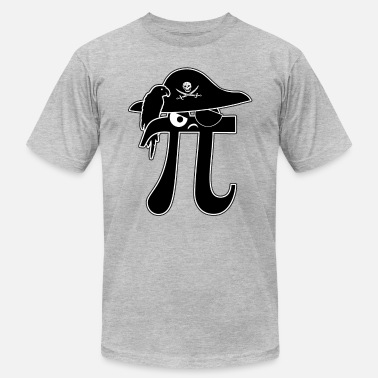 Arg & Pi-Rate - Men's Fine Jersey T-Shirt
