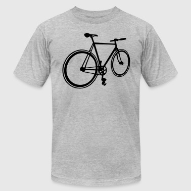 fixie - Men's Fine Jersey T-Shirt