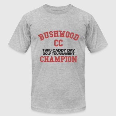 Caddyshack Bushwood Caddyshack - Men's Fine Jersey T-Shirt