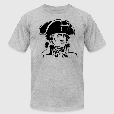George Washington - Men's Fine Jersey T-Shirt
