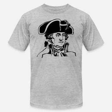 George Washington - Men's  Jersey T-Shirt