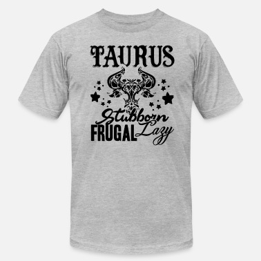 Frugal Taurus Frugal Lady Shirt - Men's Fine Jersey T-Shirt