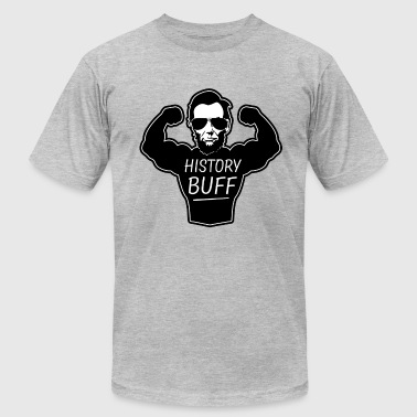 History Buff funny saying shirt - Men's Fine Jersey T-Shirt