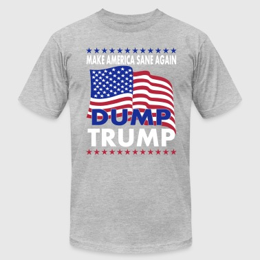 Dump Trump 2016 - Men's Fine Jersey T-Shirt