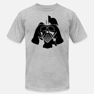 Darts Knight Darth Vader - Men's Fine Jersey T-Shirt