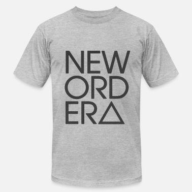 New Era New Order Era (Black) - Men's  Jersey T-Shirt