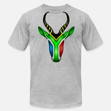 South South African Springbok 2 - Men's Jersey T-Shirt