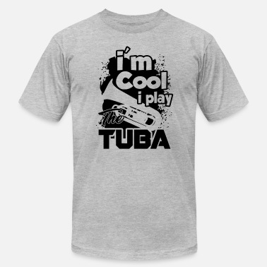 Play The Tuba Play The Tuba Cool Shirt - Men's Fine Jersey T-Shirt