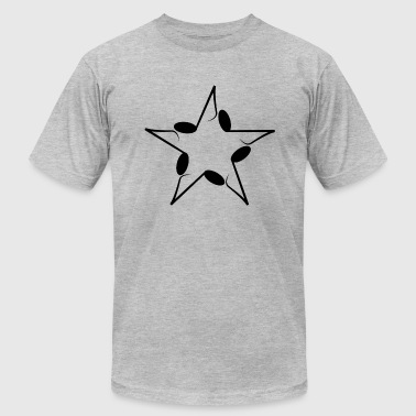 music star - Men's Fine Jersey T-Shirt