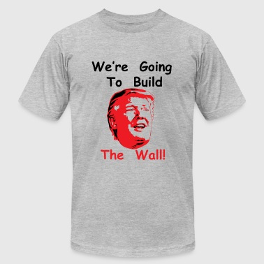 The-wall - Men's Fine Jersey T-Shirt