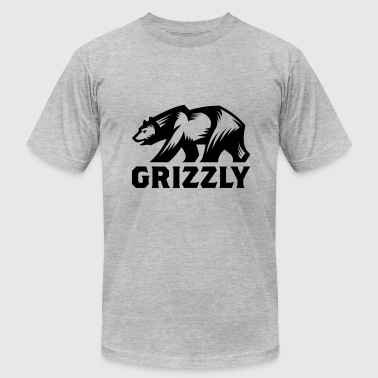 Grizzly - Men's Fine Jersey T-Shirt