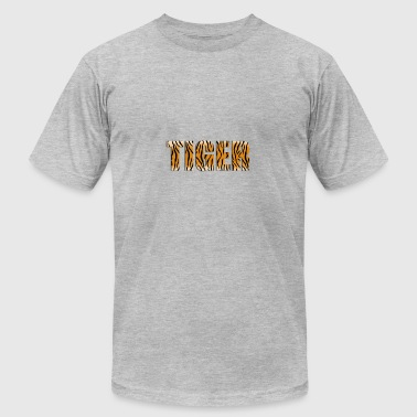Tiga Tiger - Men's Fine Jersey T-Shirt
